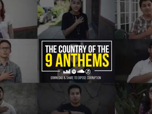 The country of the 9 Anthems | El Faro